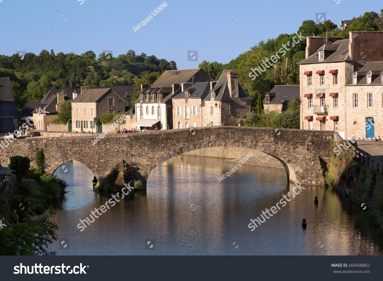 Architecte Cotes D Armor port dinan cotes darmor france stock photo (edit now) 660408802