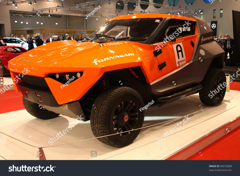 essen nov 26 fornasari racing buggy as concept car at essen motor show 2010 on november 26. Black Bedroom Furniture Sets. Home Design Ideas