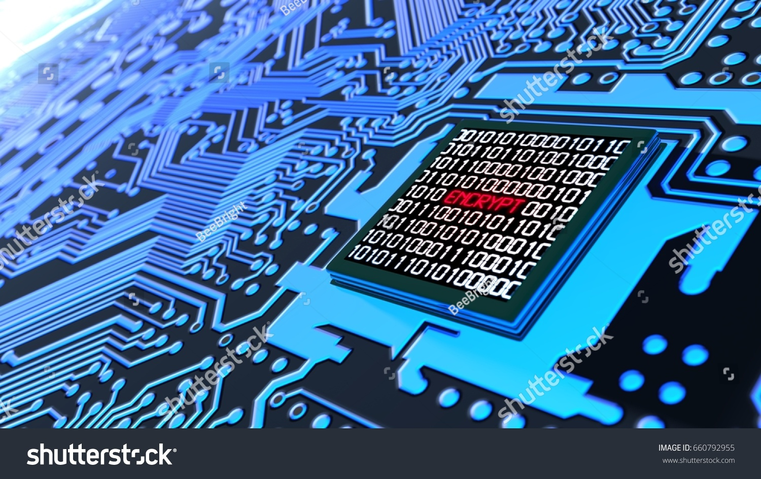 The Word Circuit Schematicscom Dog Repellent Ultrasonic Stock Photo Encrypted Data Cybersecurity Concept Board With Binary Datastreams And Encrypt