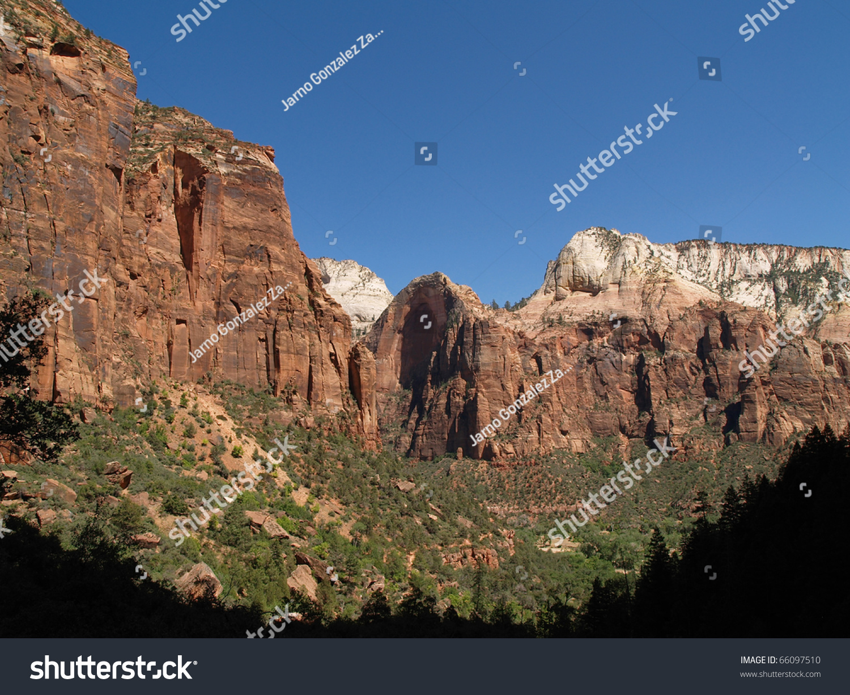 zion was utah's first national park   ez canvas