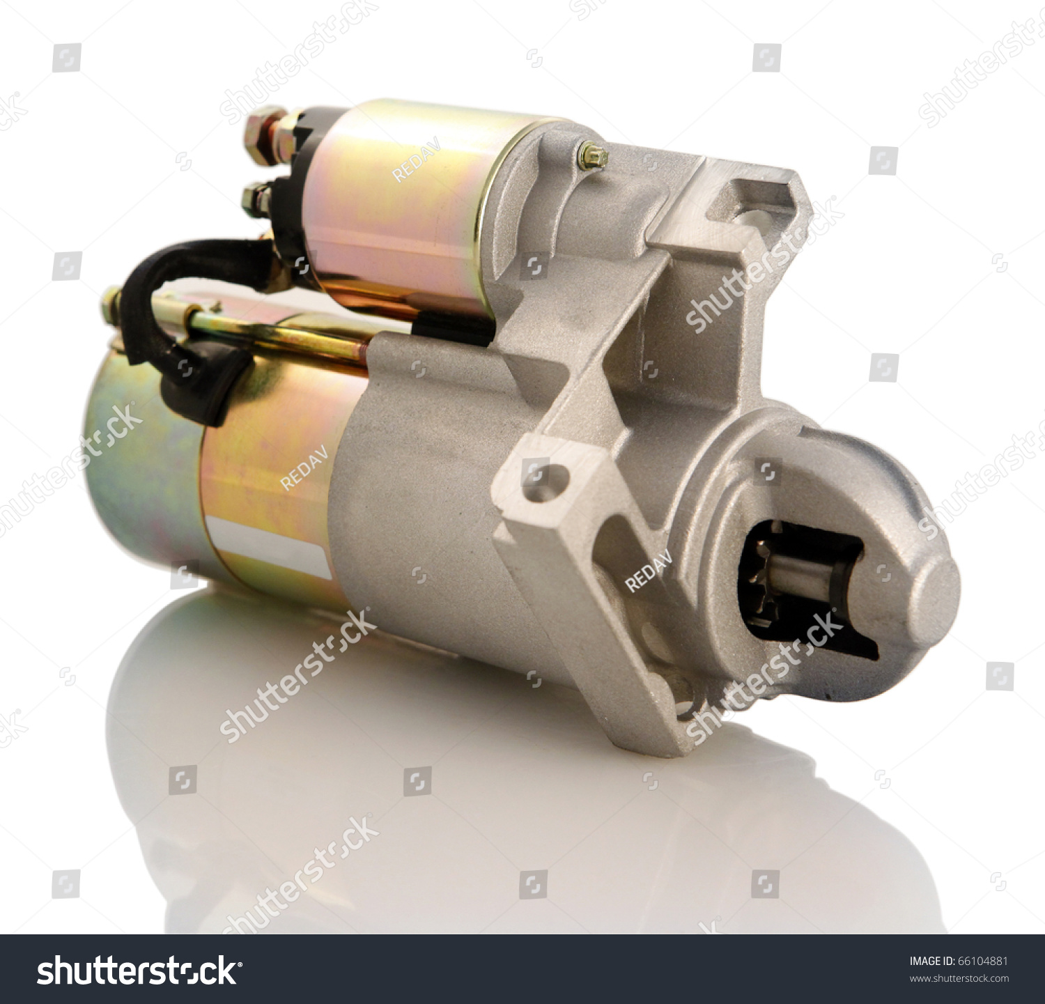 Bench Testing A Starter Motor: How Does A Solenoid Work On A Starter Motor
