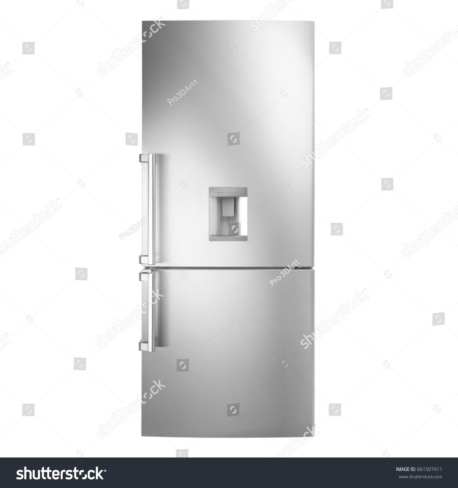 Kitchen Refrigerator Natural Home Design