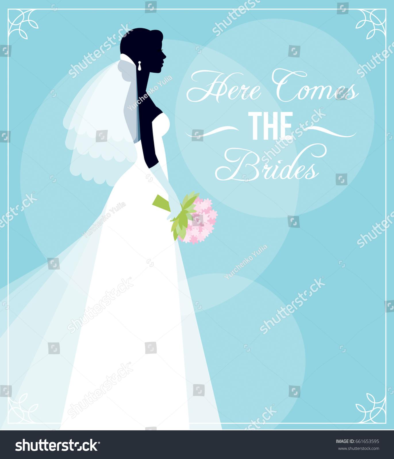 Template Flyer Bridal Shower Bachelorette Party Stock Vector Royalty Free 661653595,Wedding Sunflower Yellow Flower Girl Dresses