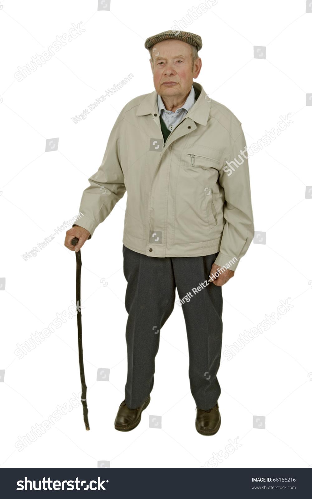 elderly man walking - photo #27