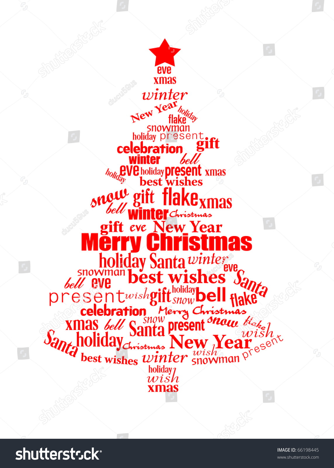 christmas words that starts with p