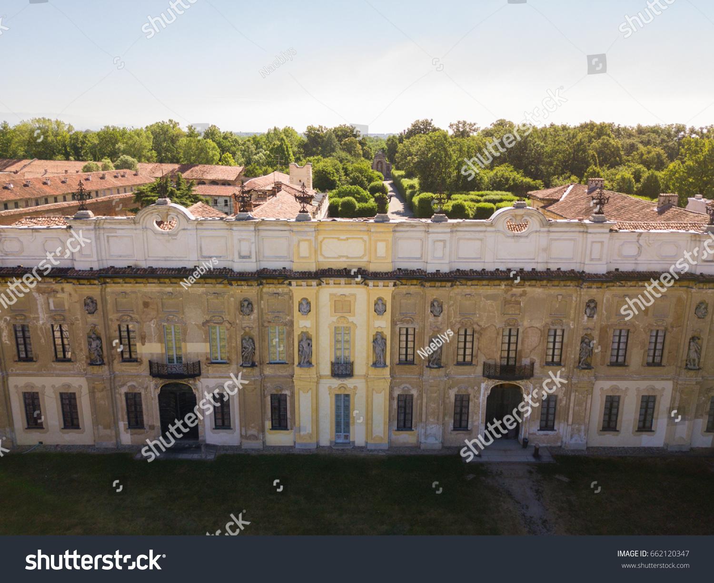 Villa Arconati Castellazzo Bollate Milan Italy Stock Photo