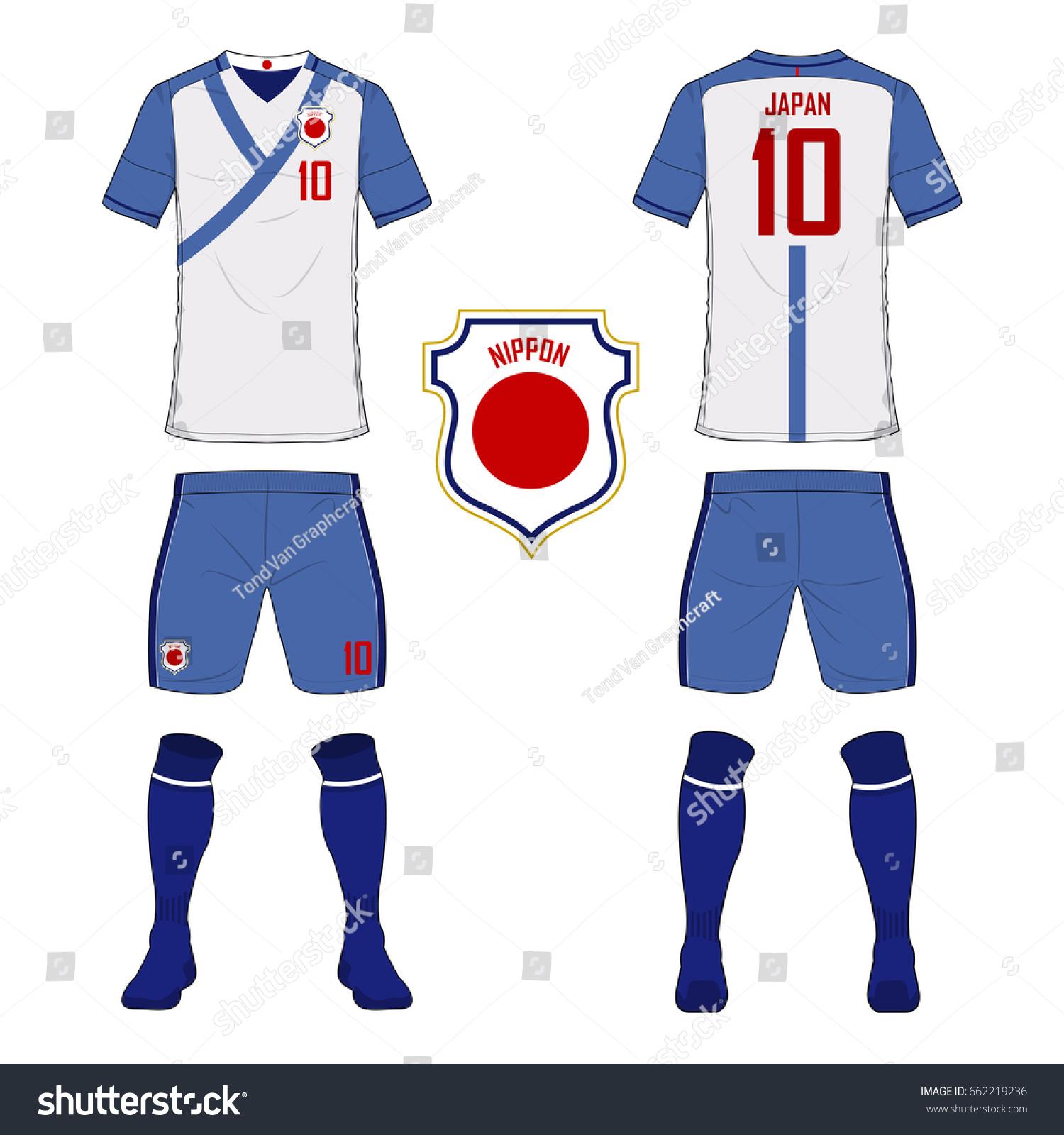 Japan Nation Team Soccer Jerseys