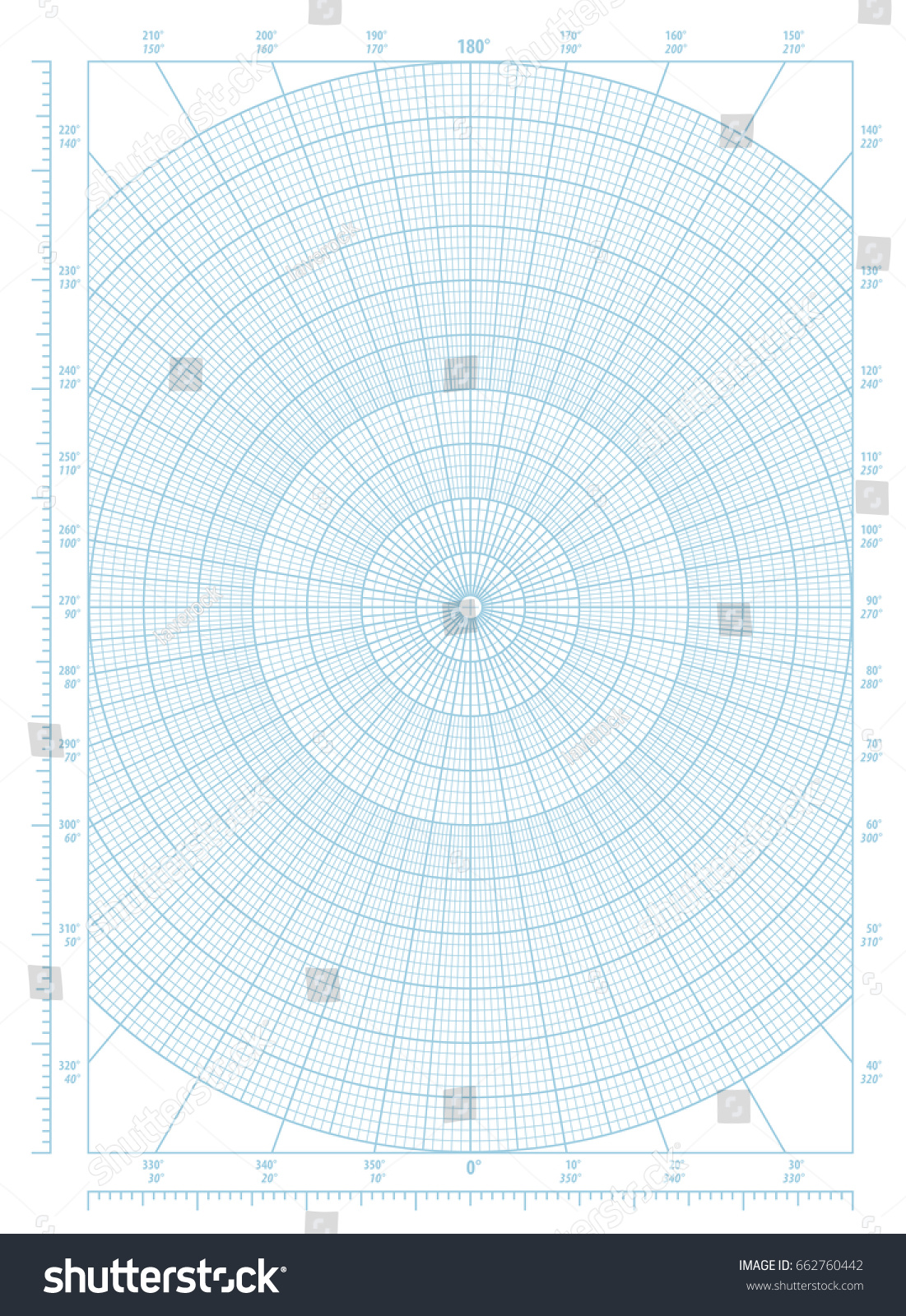 Polar Coordinate Graph Paper Vaydileforic