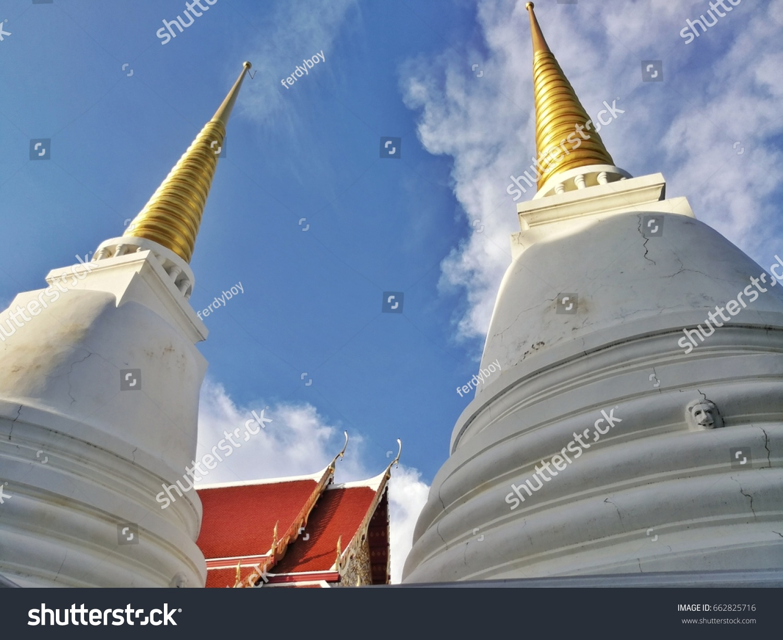 Watkrua Wan Bangkok Thailand Stock Photo (Edit Now) 662825716 ...