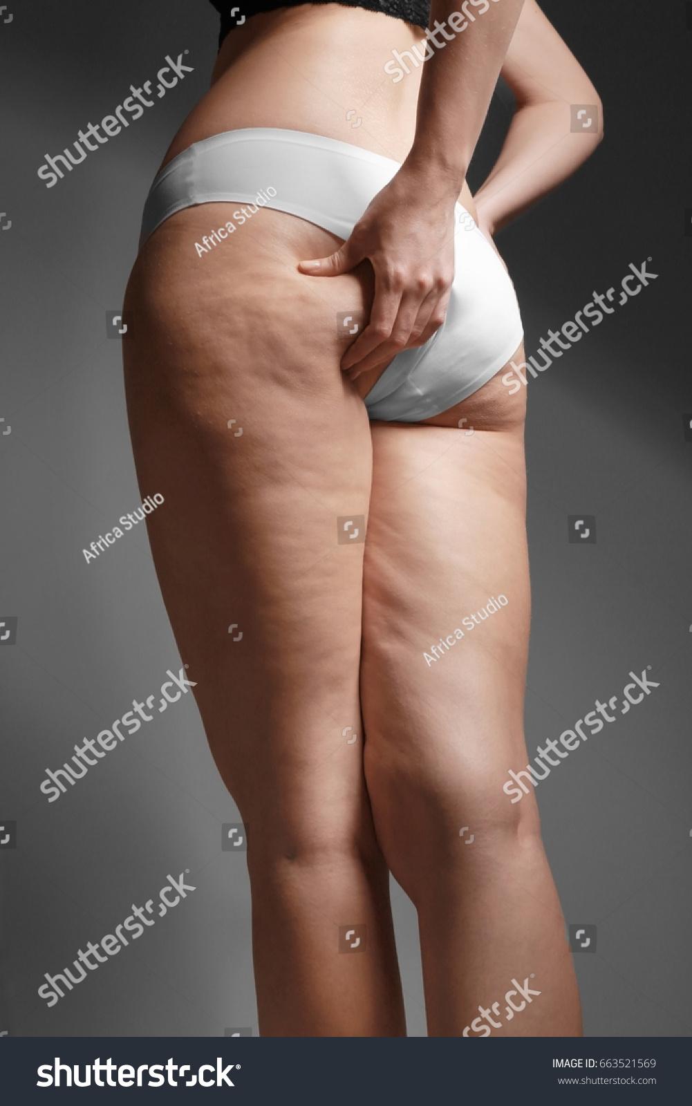Nude skinny white trash pics