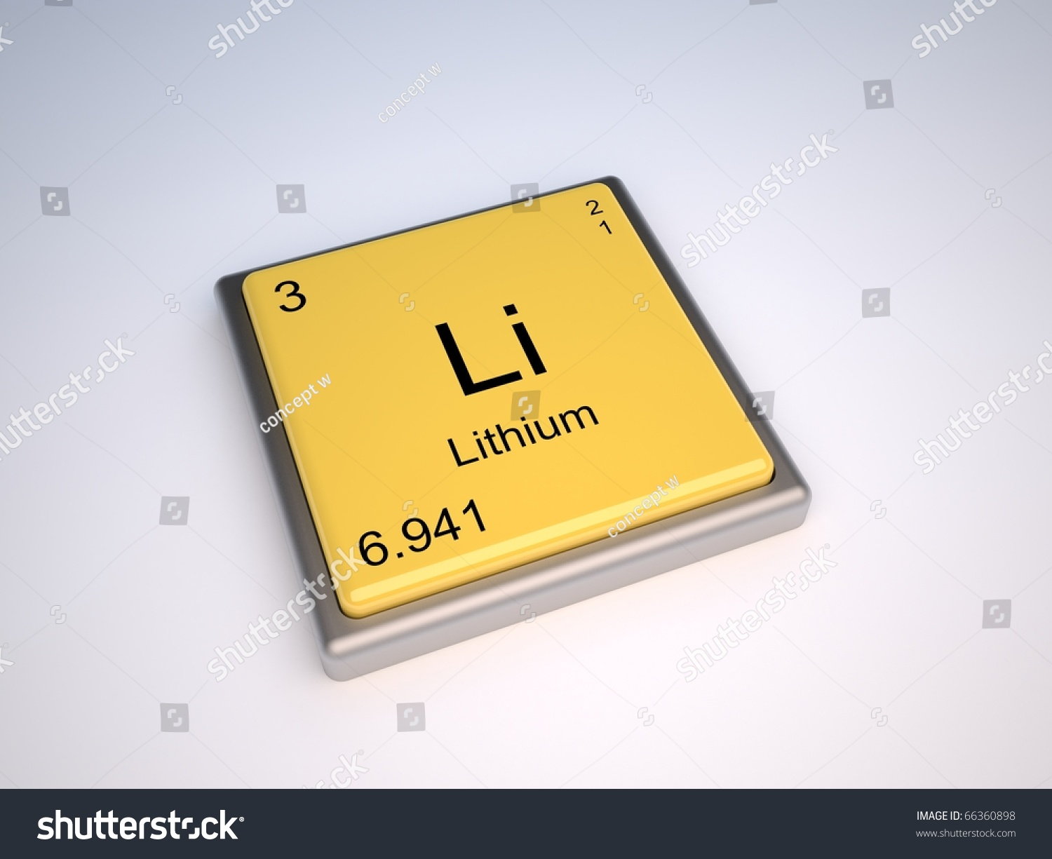 a research on the chemical element lithium Photographs and descriptions of many samples of the element lithium in the  wolfram research acquired: 1  which occurred at a chemical waste dump.