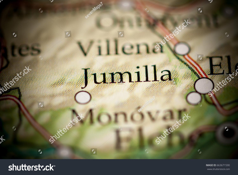 Jumilla Spain Stock Photo Edit Now 663671590 Shutterstock