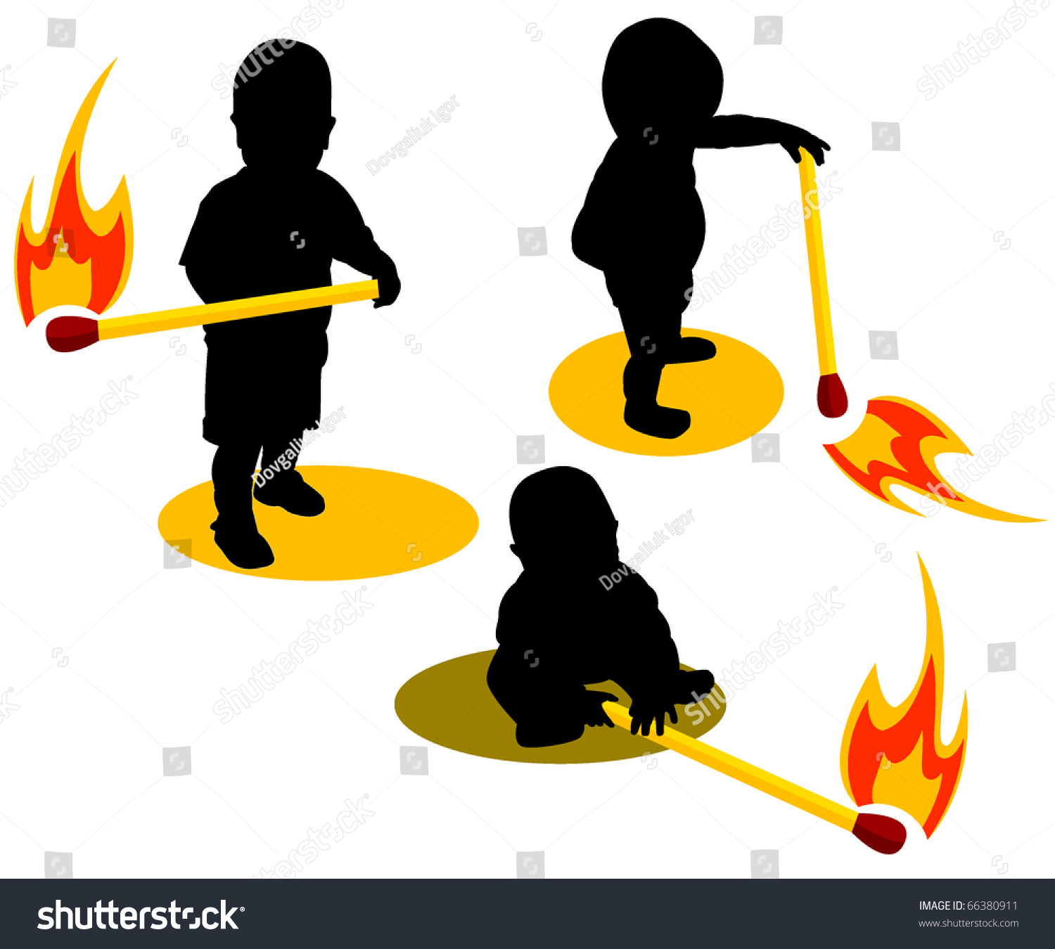 playing with matches - AOL Image Search Results for Matches Clip Art  303mzq