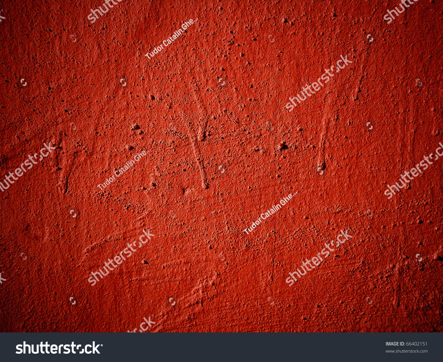 Nice Rough Red Background Stock Photo 66402151 : Shutterstock