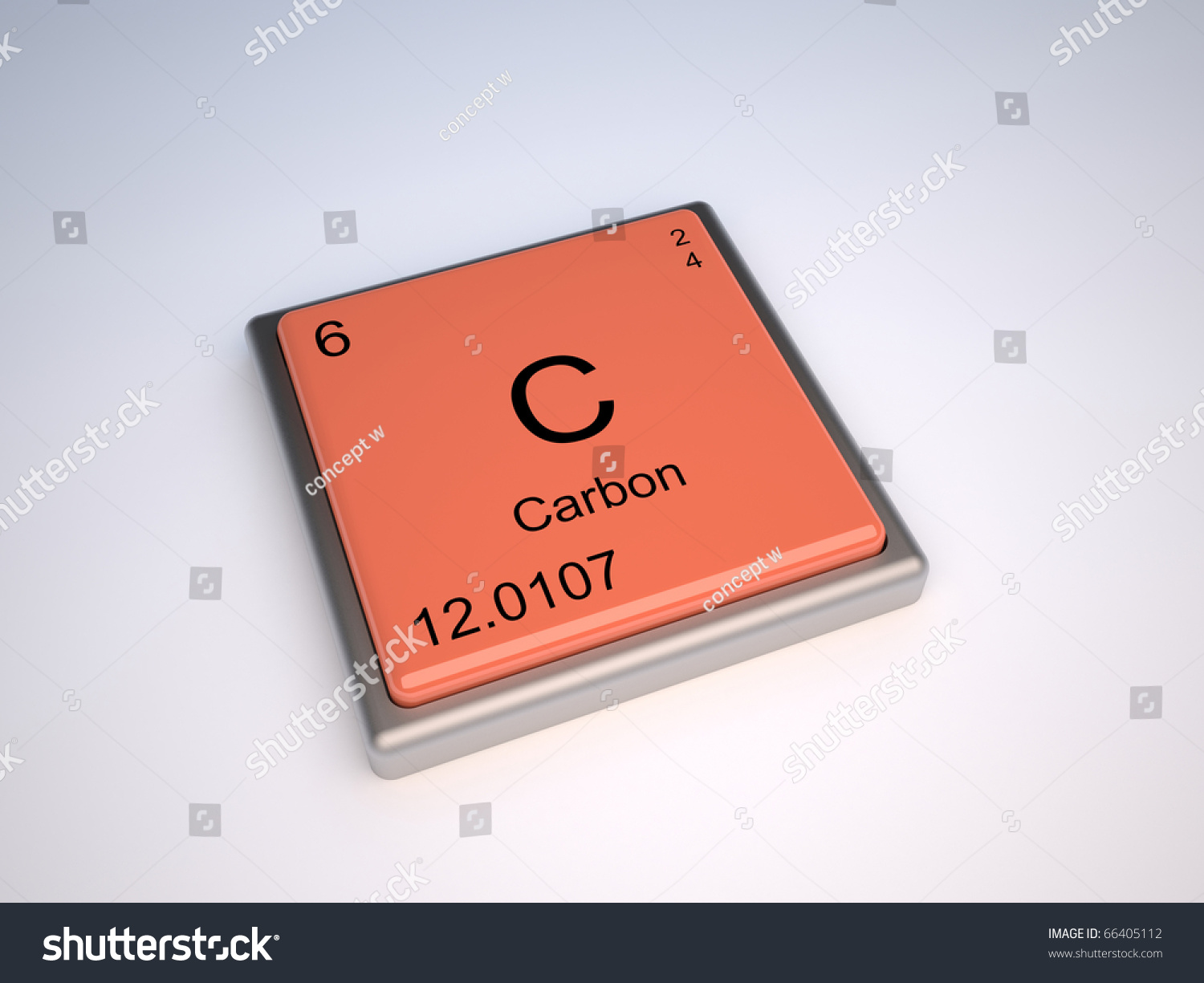 Carbon chemical element periodic table symbol stock illustration carbon chemical element of periodic table with symbol c gamestrikefo Gallery