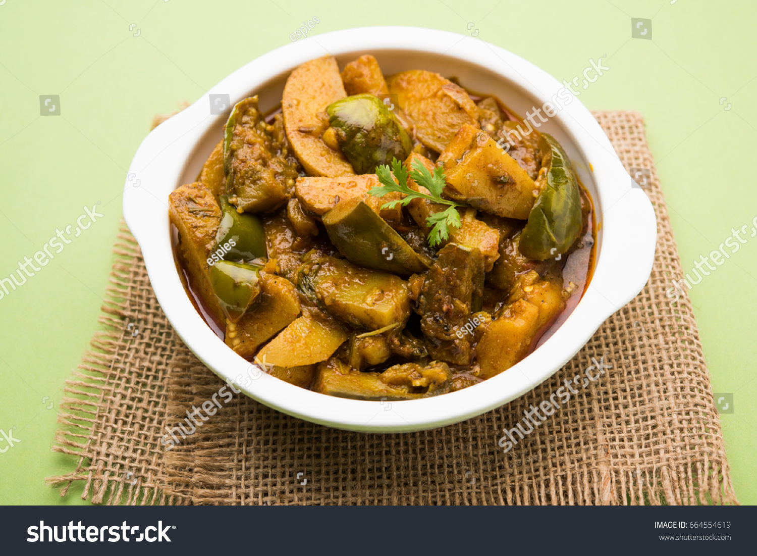 Homemade indian spicy eggplant potato curry stock photo edit now homemade indian spicy eggplant and potato curry also known as aloo baigan ki sabzi in hindi forumfinder Choice Image