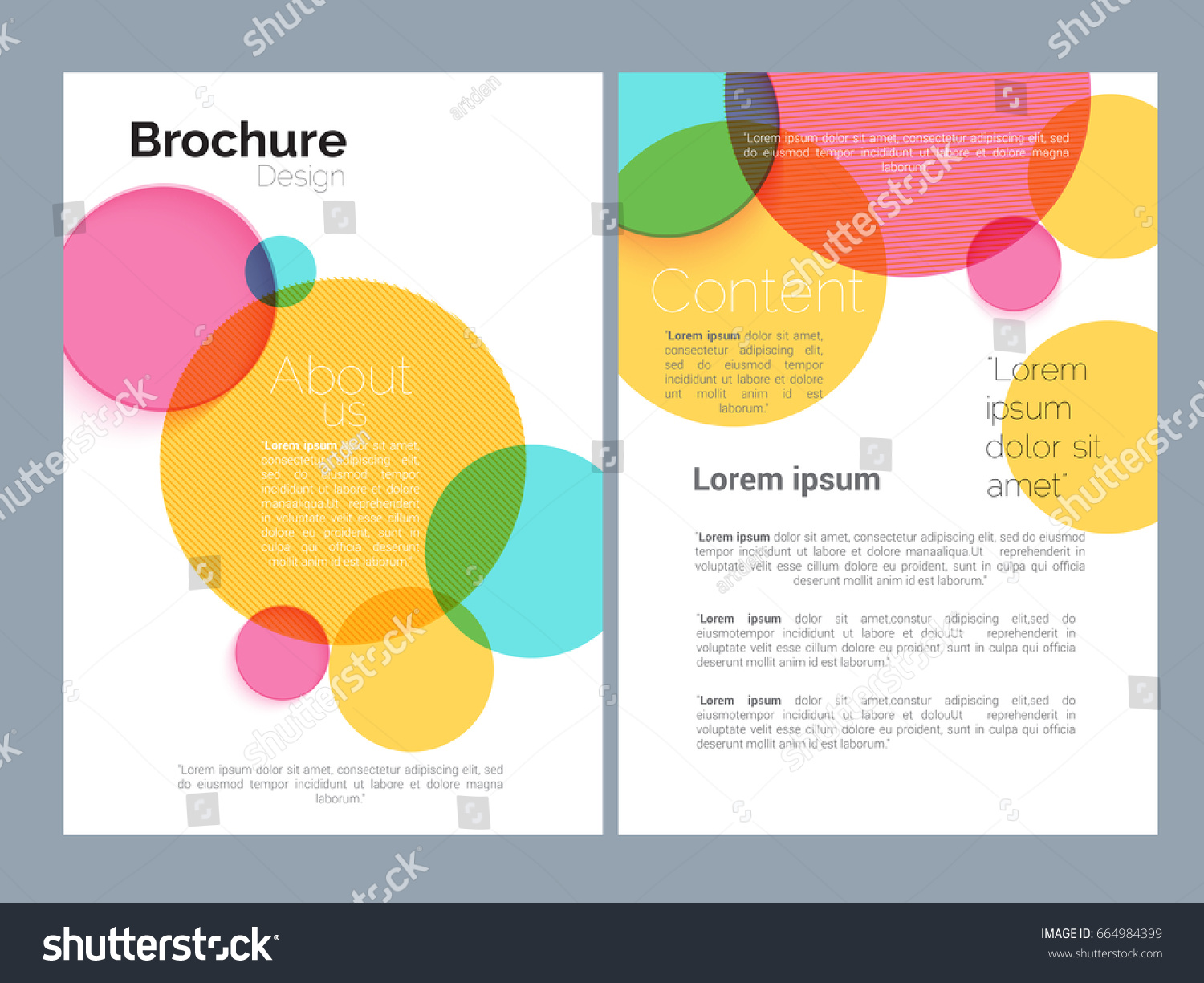 Creative brochures yahoo search marketing brochure the for Nice brochure templates