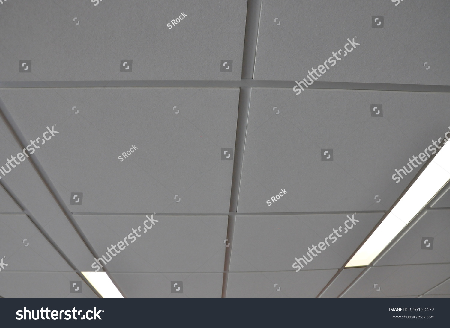 Ceiling tiles stock photo 666150472 shutterstock ceiling tiles dailygadgetfo Images
