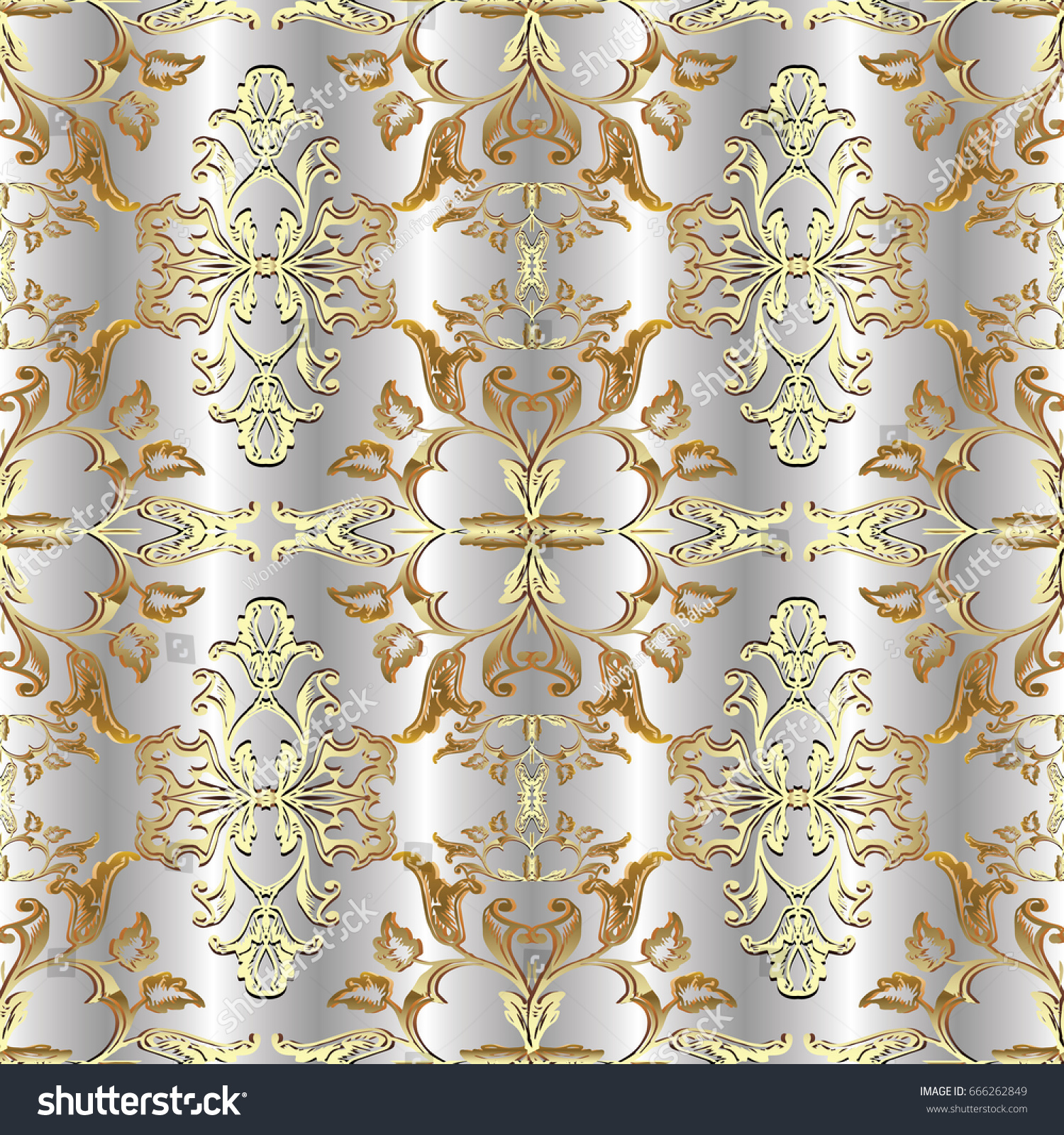 leaf scroll wallpaper vintage patterns -#main