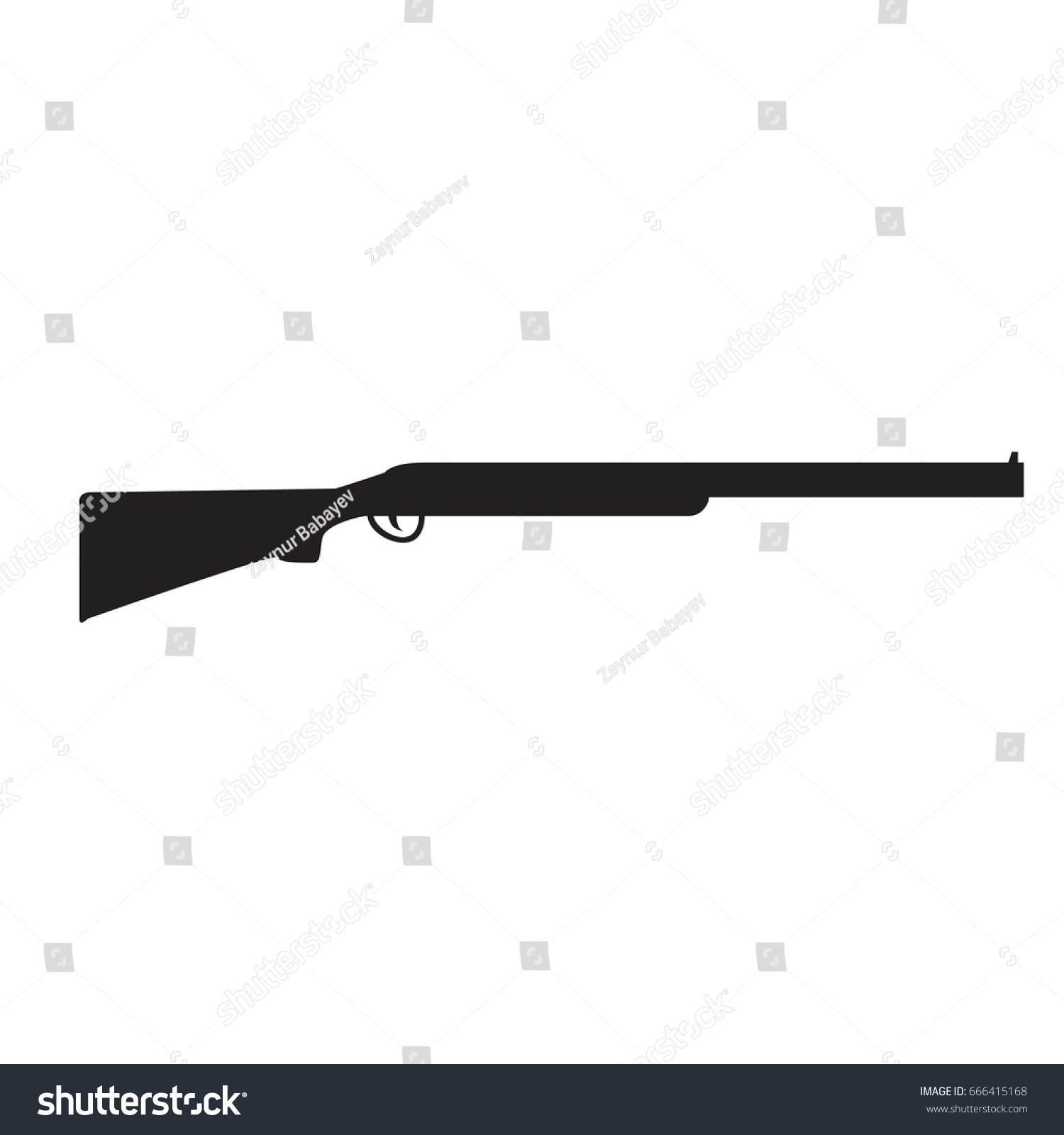 hunting rifle silhouette wwwpixsharkcom images