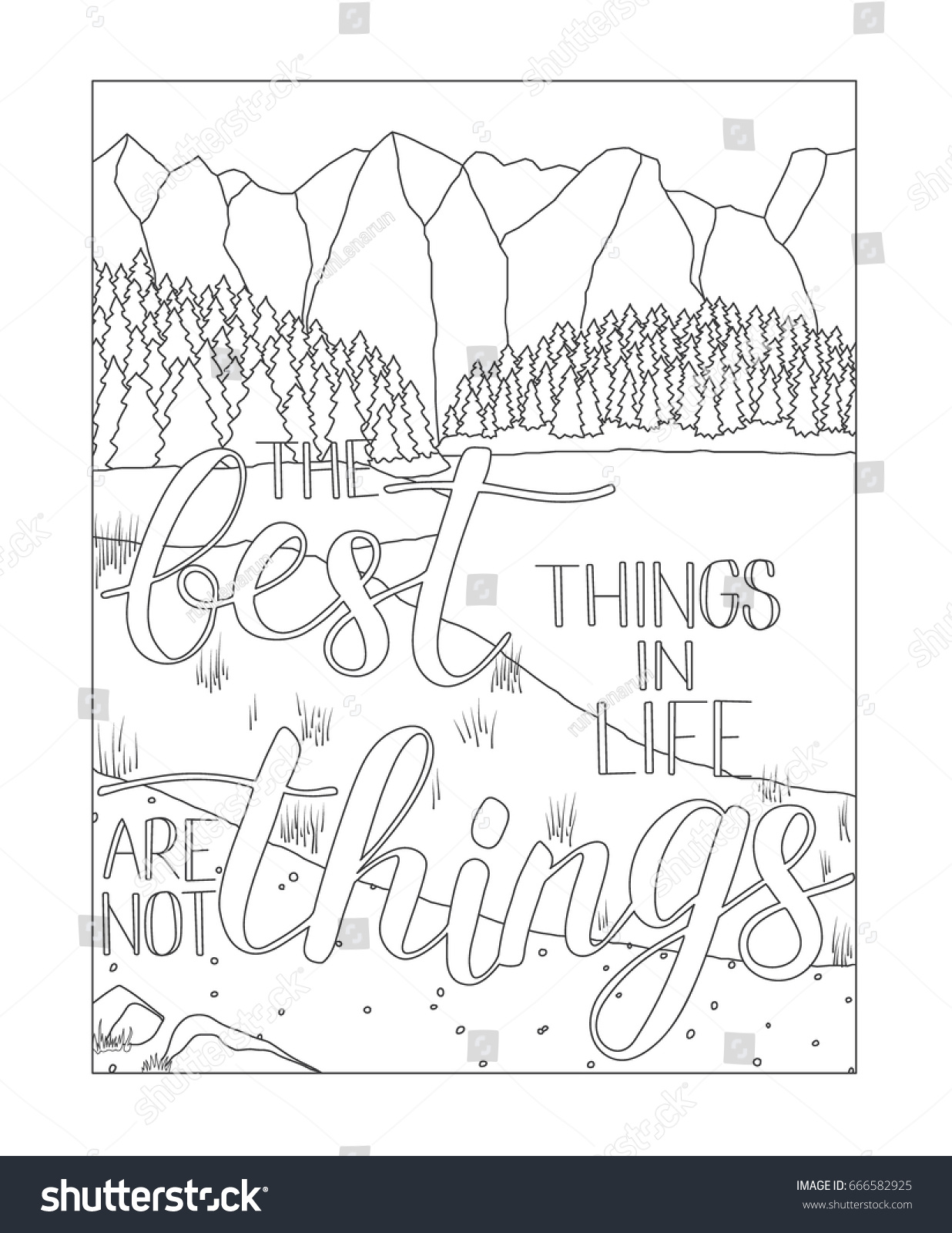 93 Coloring Book For Adults With Quotes