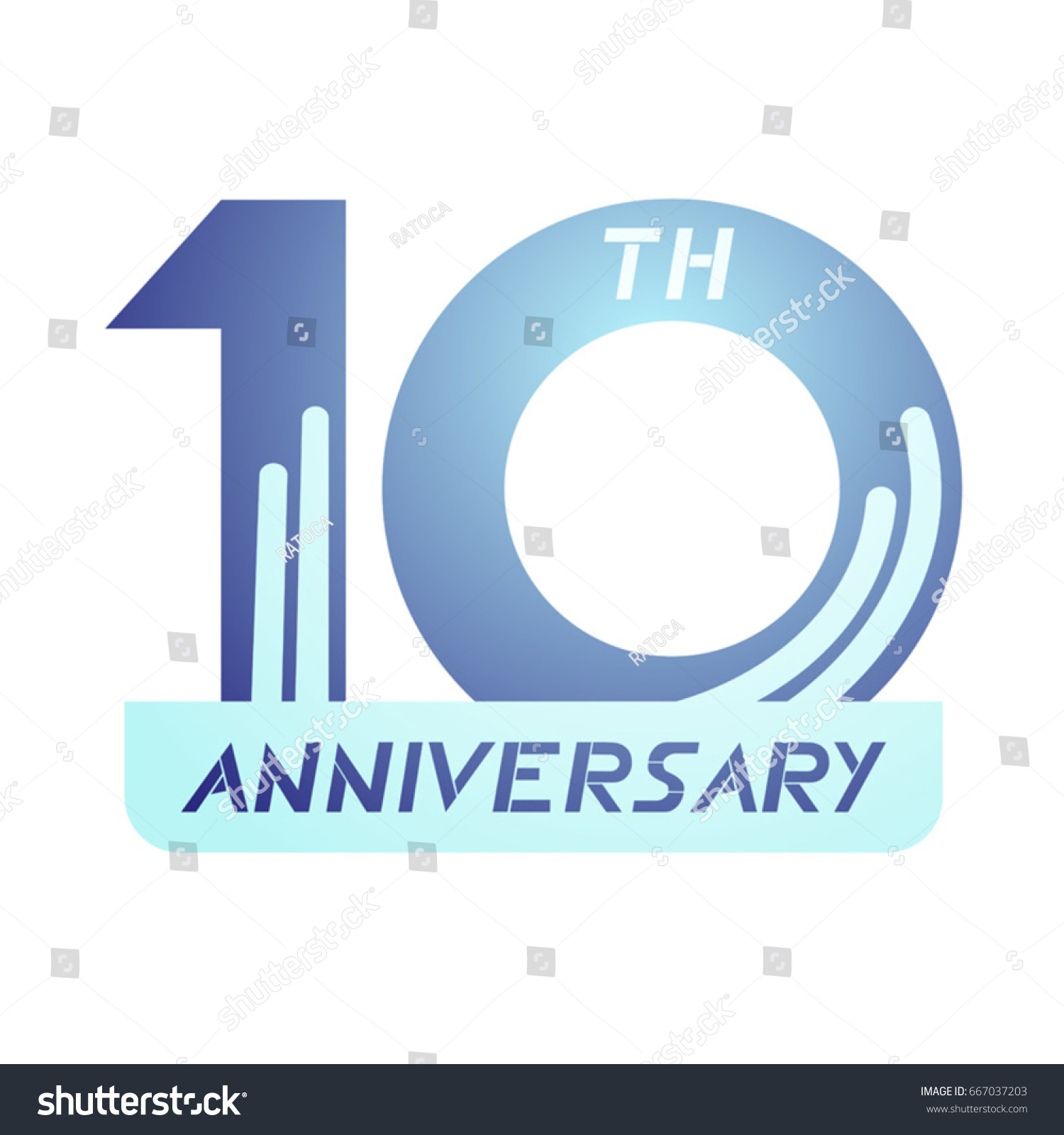 10th anniversary symbol stock vector 667037203 shutterstock 10th anniversary symbol biocorpaavc