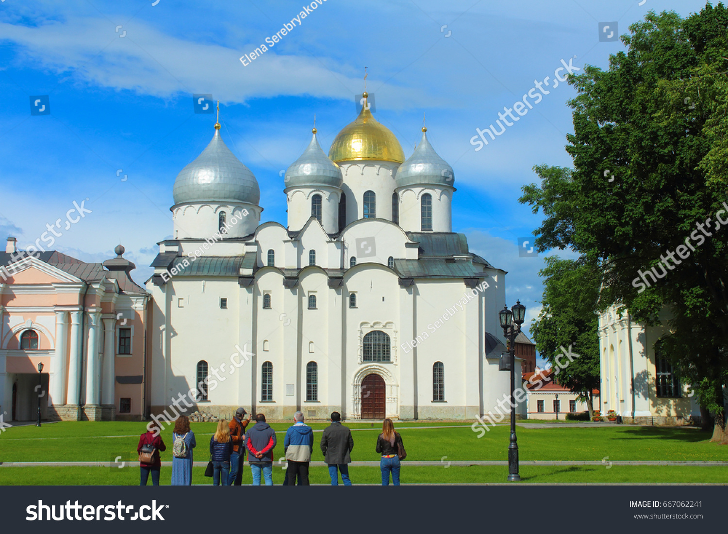Veliky Novgorod: attractions. Description and photo 9