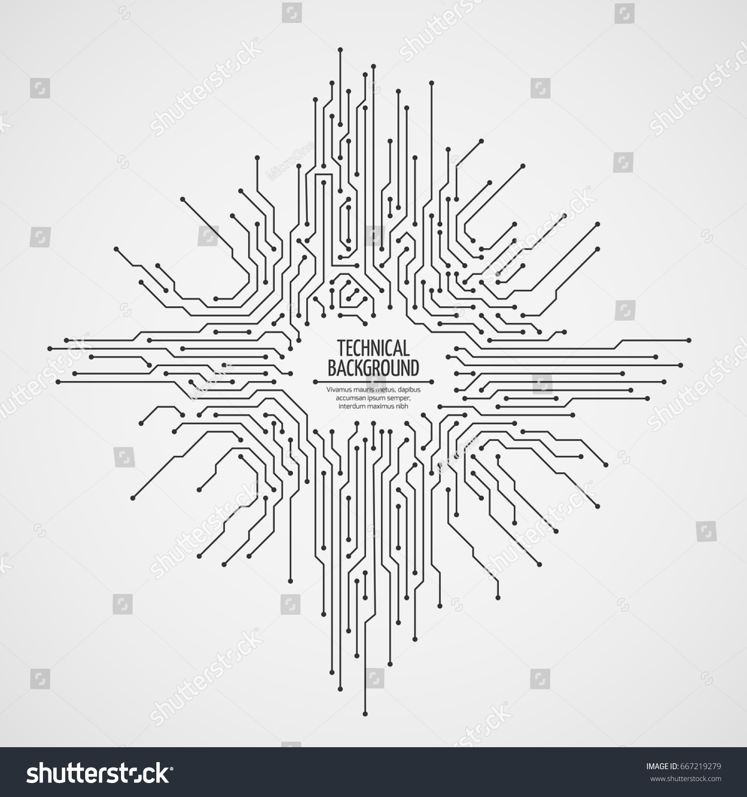 Electronic Pattern Making : Computer motherboard vector background circuit board stock