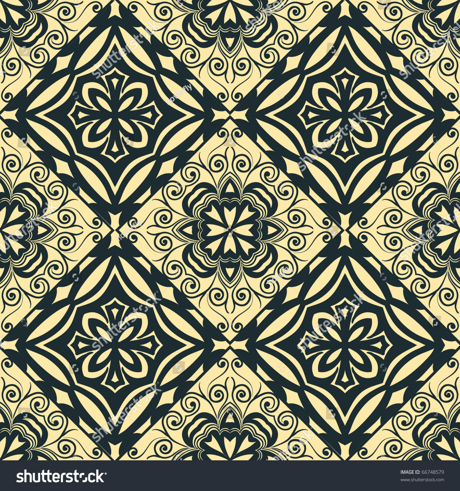 vintage repeating wallpaper - photo #14