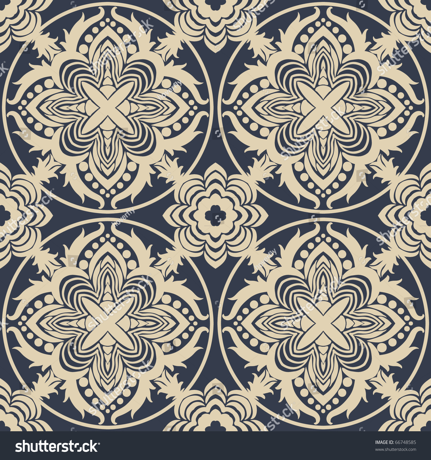 vintage repeating wallpaper - photo #6