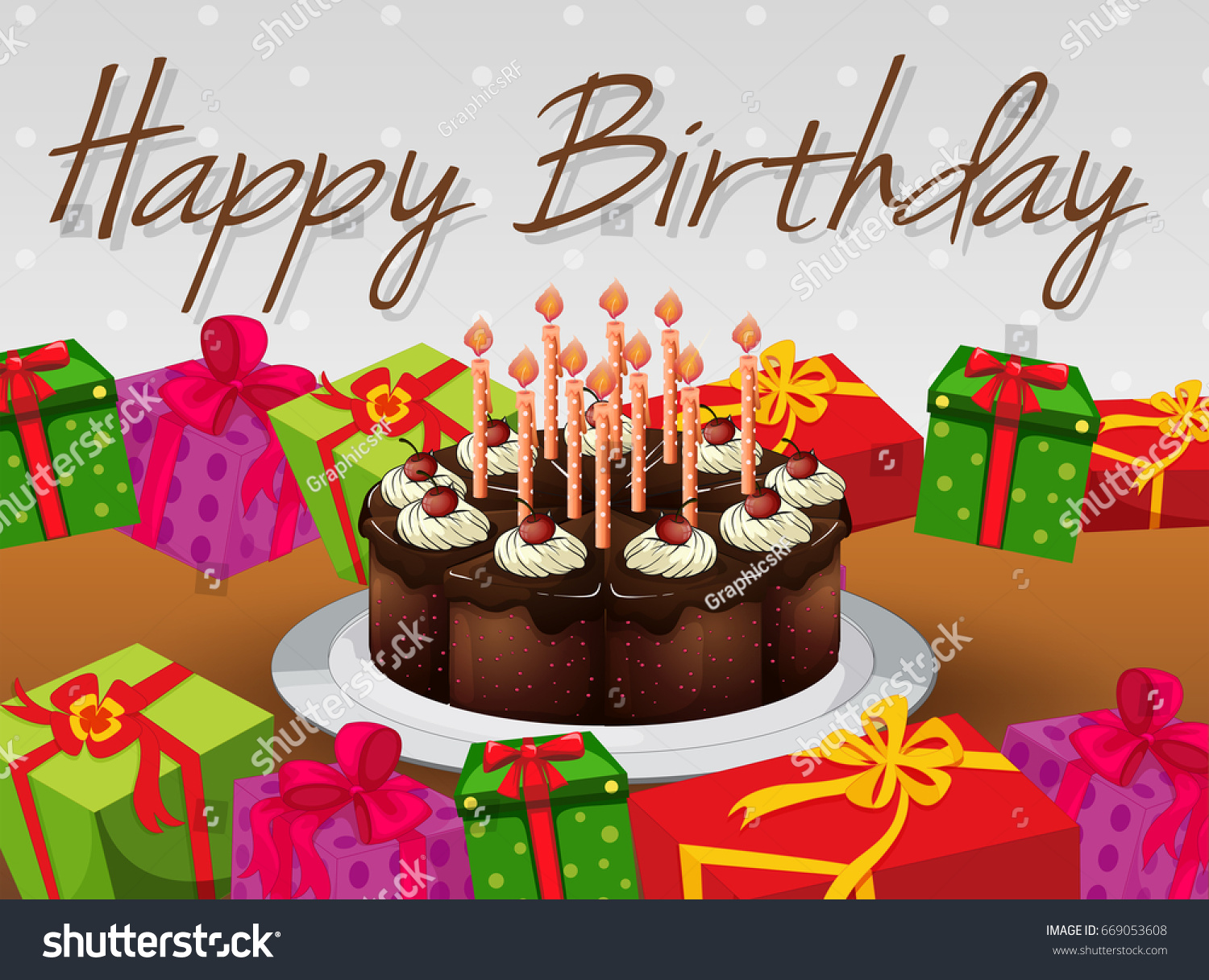 Birthday Cards Cake ~ Happy birthday cards for girlfriend happy birthday images