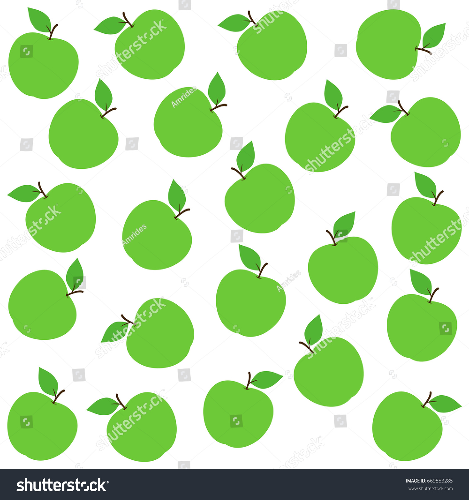 Must see Wallpaper Macbook Pattern - stock-vector-seamless-green-apple-pattern-background-wallpaper-isolated-on-white-background-669553285  Perfect Image Reference_866551.jpg