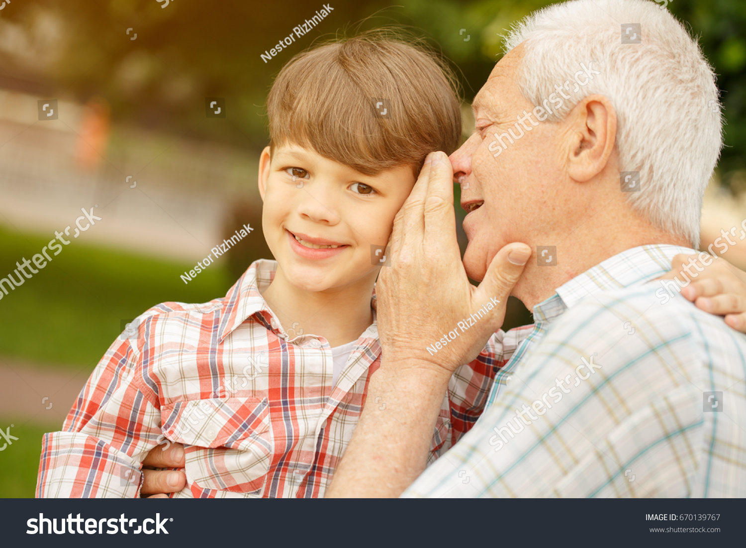 happy little boy smiling camera while stock photo (royalty free