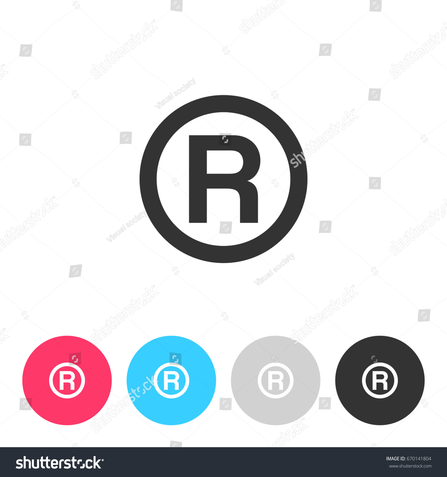 R registered trademark symbol isolated on stock vector 670141804 r registered trademark symbol isolated on white background button with symbol for your design buycottarizona