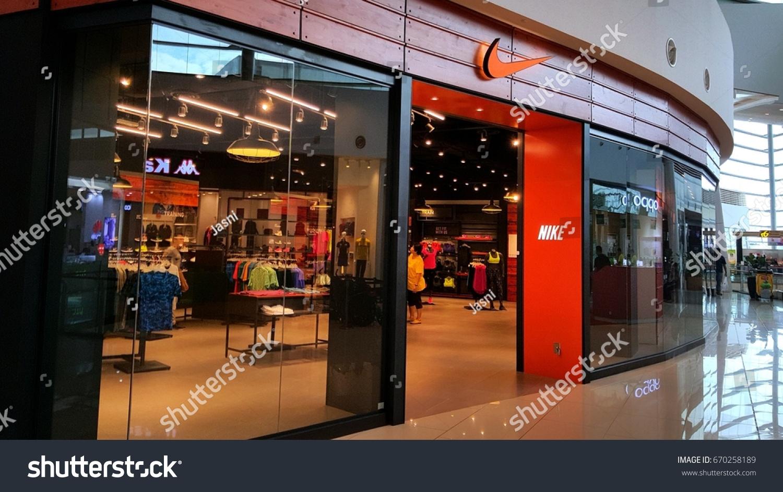 nike boutique in malaysia