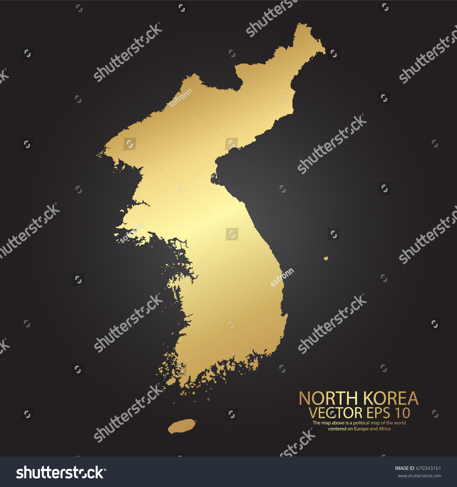 Gold texture map north korea abstract stock vector 670343161 gold texture map of north korea abstract metal empty golden gradient template vector illustration gumiabroncs Choice Image