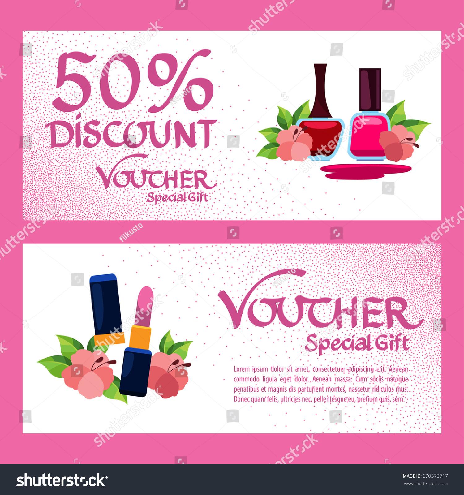 salon coupon template - Dcbuscharter.co