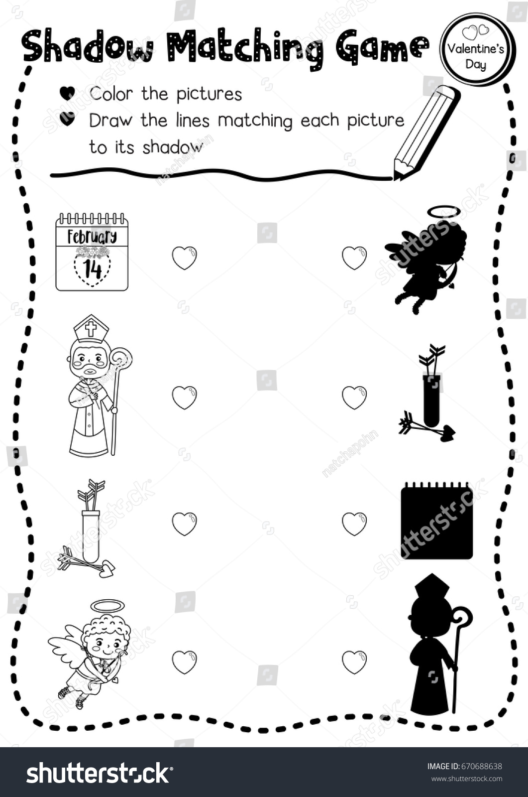 Famous Worksheets For Children Free Printable Toddlers Po Shadow ...