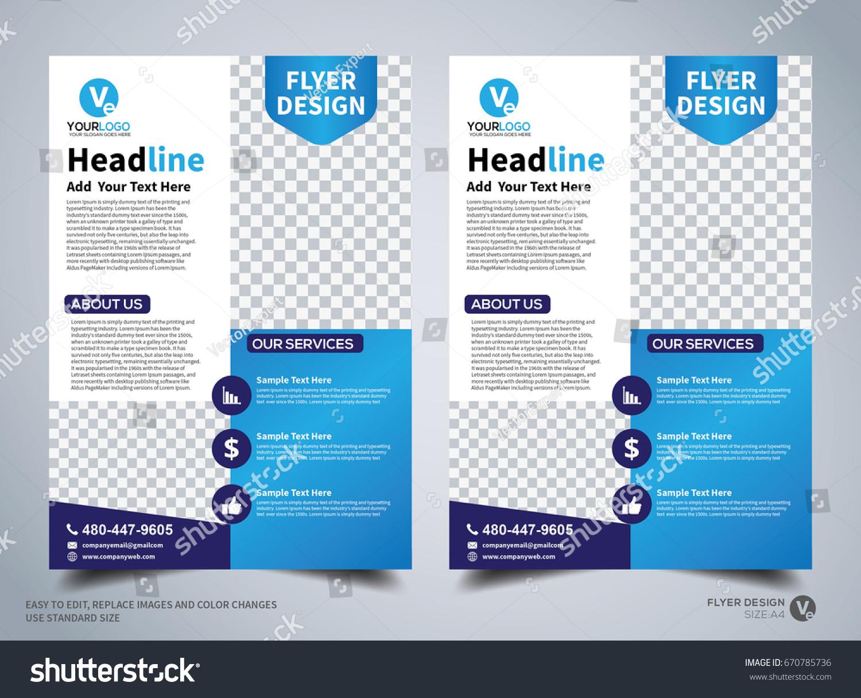 Flyer design template vector leaflet design stock vector royalty flyer design template vector leaflet design poster design business flyer cover design flashek Image collections