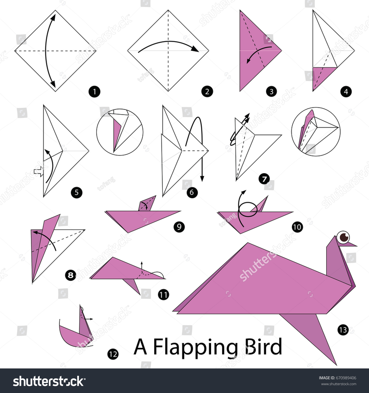 How to make Origami Peacock? Origami Animals_ Easy Paper Craft ...   1600x1500