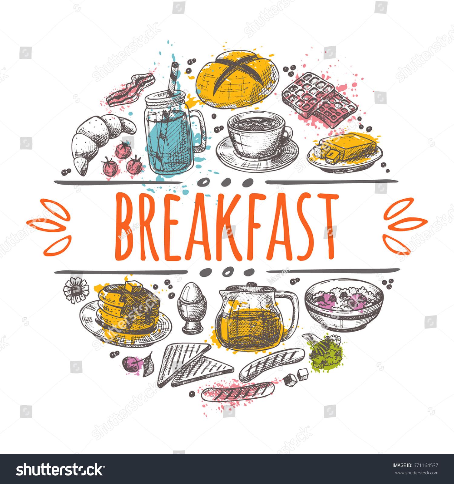 Aroma Cafe Breakfast Menu