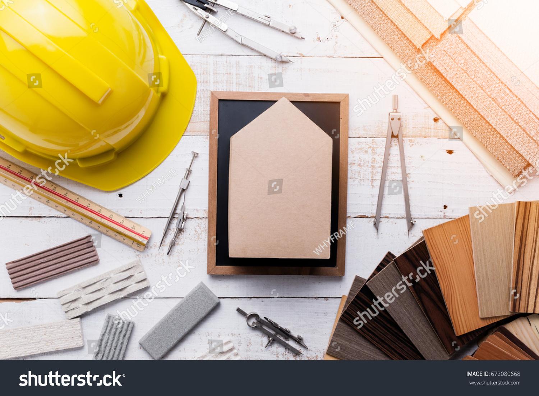 House Design Concept Material Sample House Stock Photo Edit Now 672080668,Modern Luxury Simple Living Room Lighting Design