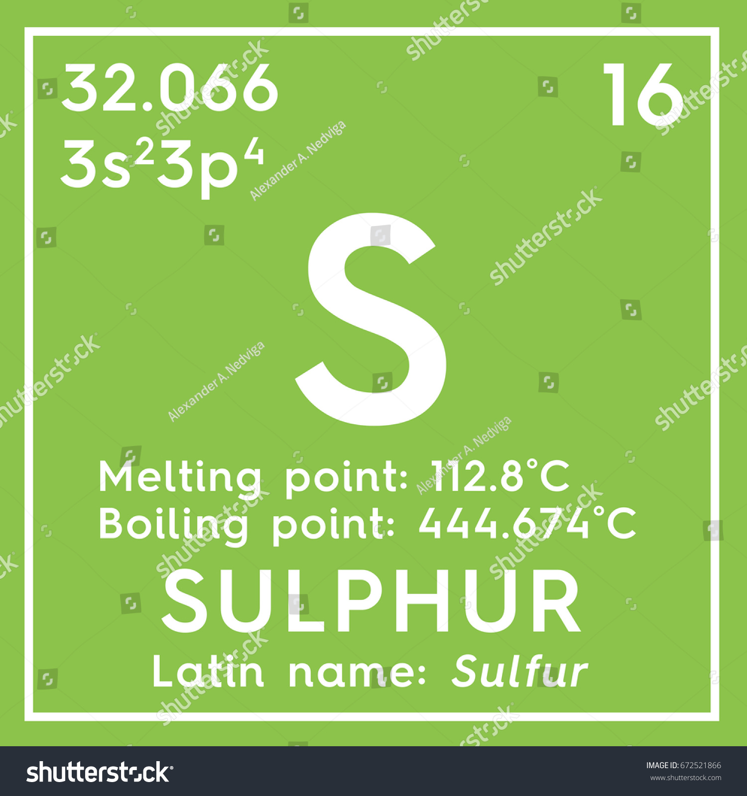 Periodic table boiling point choice image periodic table images sulphur sulfur other nonmetals chemical element stock illustration chemical element of mendeleevs periodic table sulphur in gamestrikefo Images