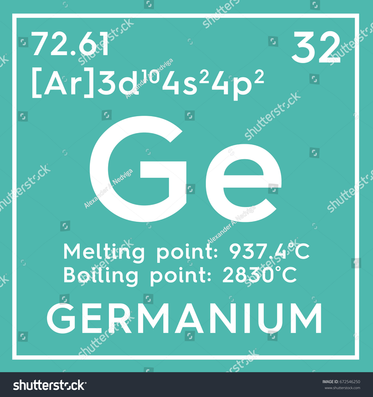 Germanium in periodic table choice image periodic table images germanium metalloids chemical element mendeleevs periodic stock germanium metalloids chemical element of mendeleevs periodic table germanium gamestrikefo Image collections