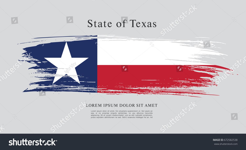 Großartig Texas Flagge Vorlage Galerie - Beispielzusammenfassung ...