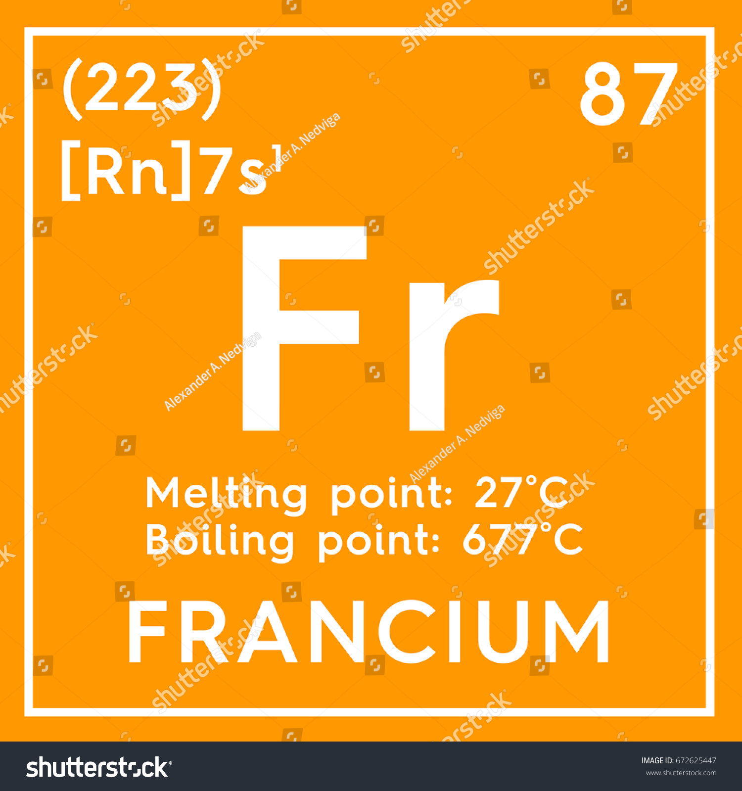 14th element periodic table image collections periodic table images periodic table francium gallery periodic table images francium alkali metals chemical element mendeleevs stock francium alkali gamestrikefo Gallery