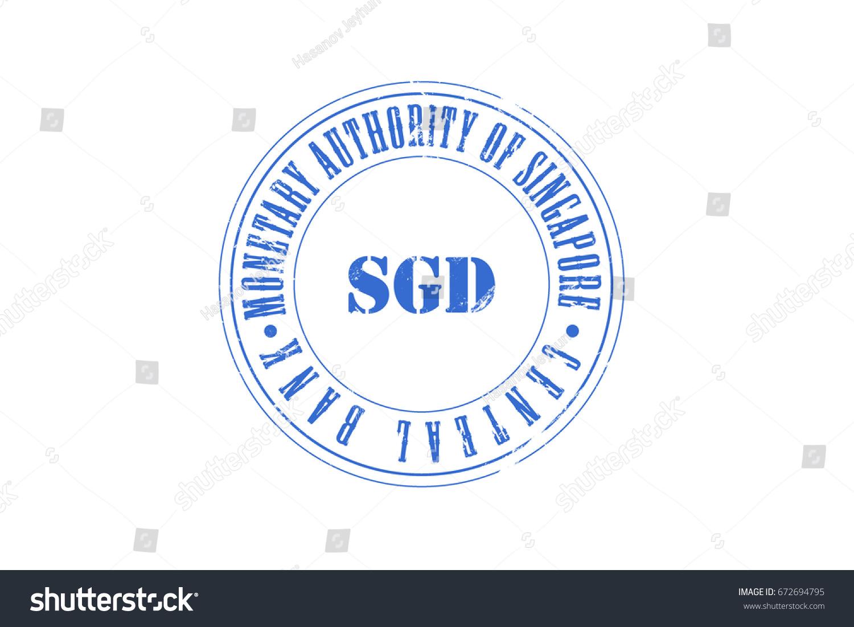 Singapore dollar central bank monetary authority stock singapore dollar central bank monetary authority of singapore sgd stamp biocorpaavc