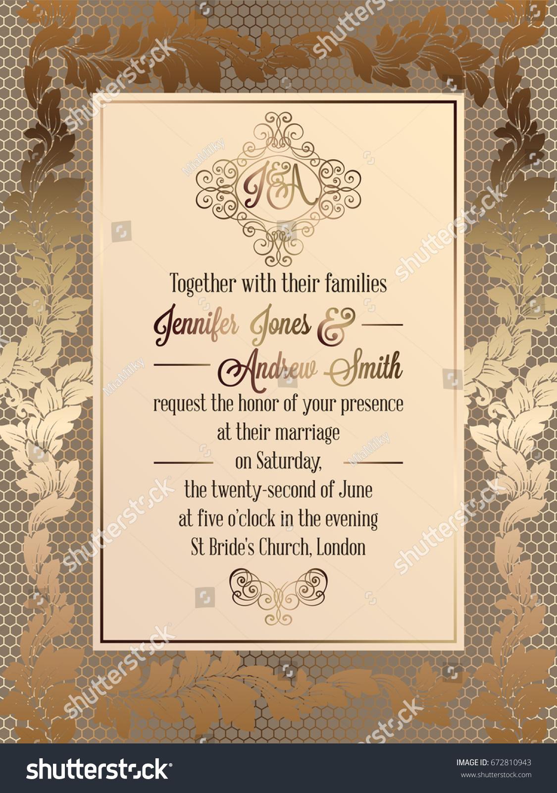 formal invitation card stock images invitation sample and invitation design. Black Bedroom Furniture Sets. Home Design Ideas