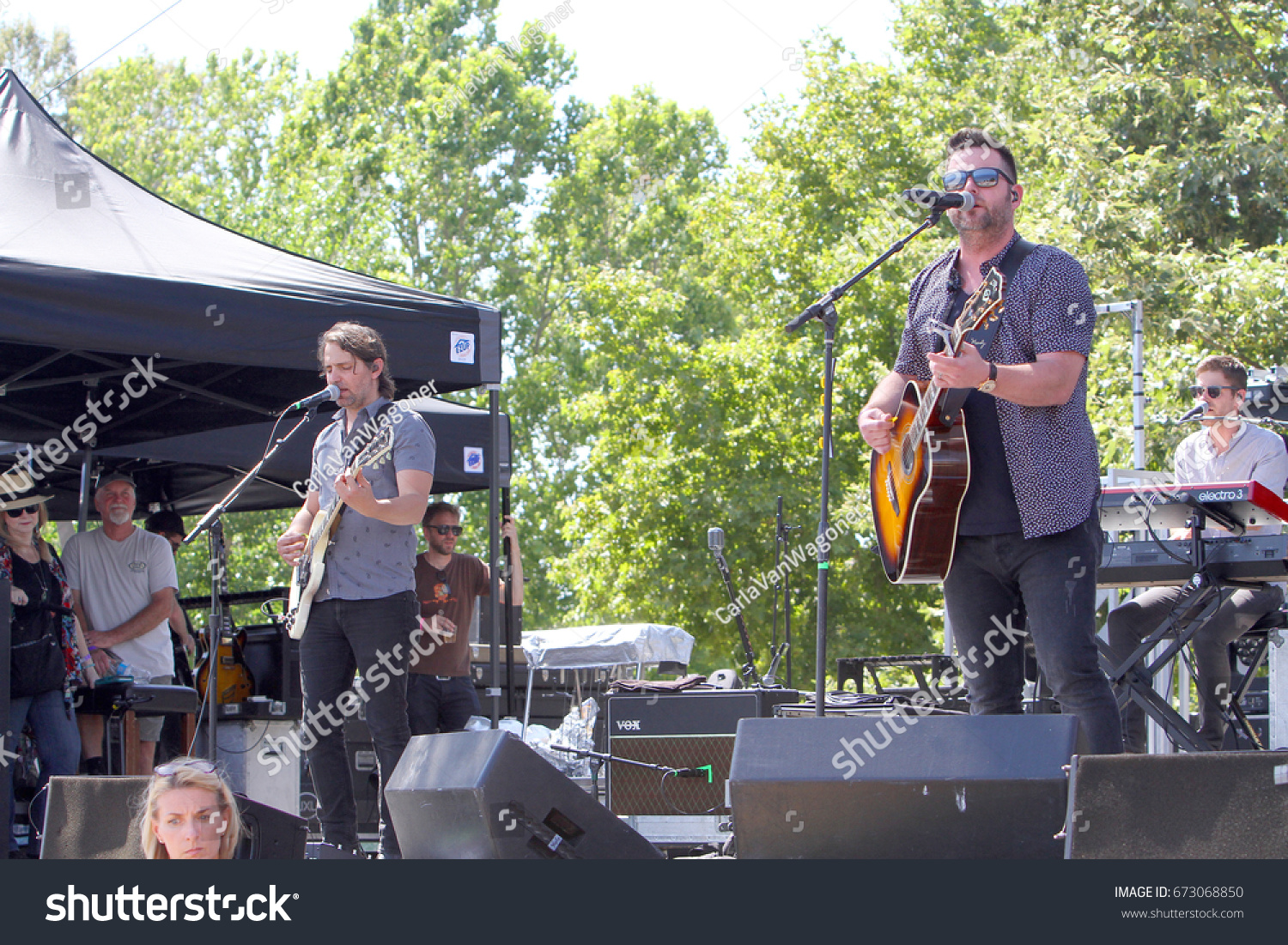 David Nail Performs On Day 3 Stock Photo 673068850 - Shutterstock