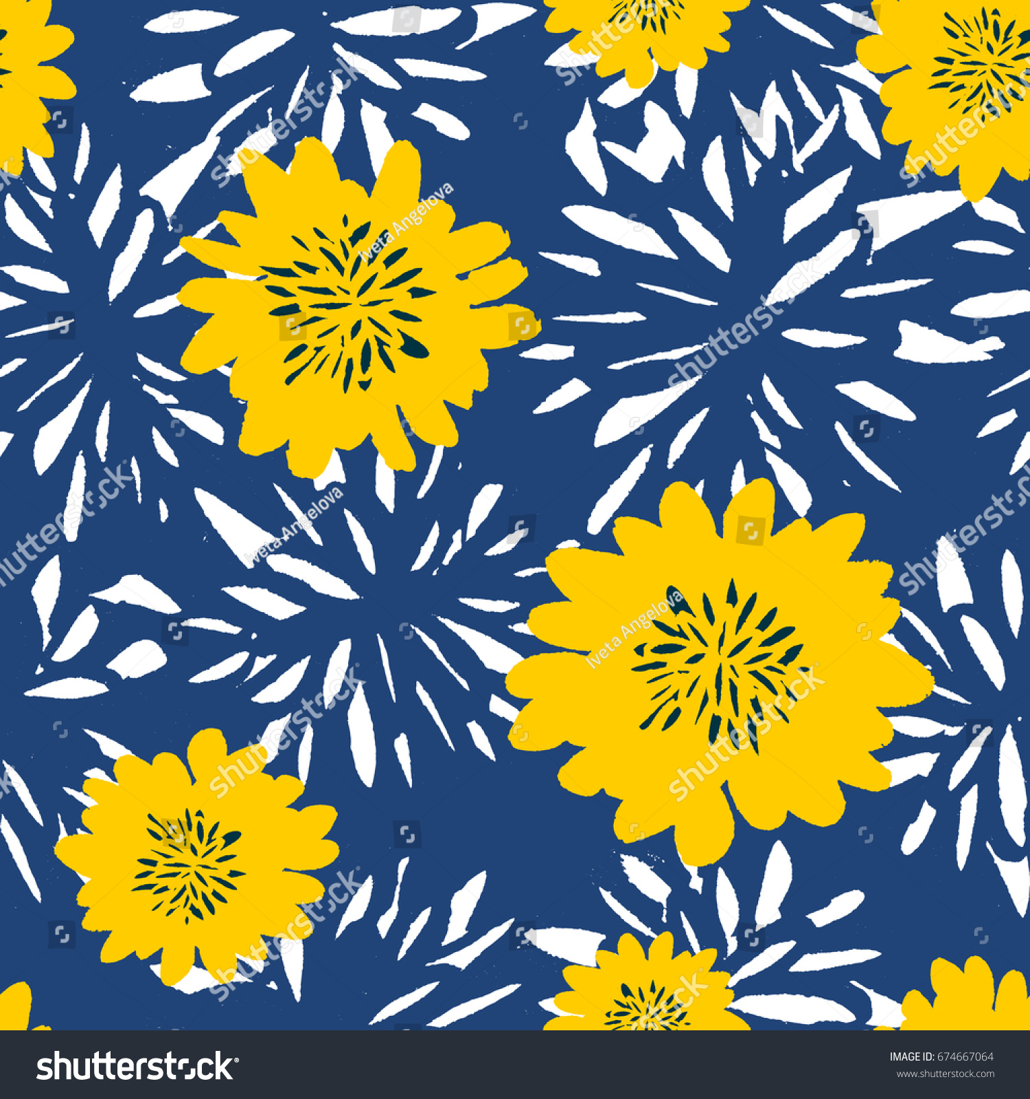 Beautiful Yellow And Blue Fabric Photos Bathtub For